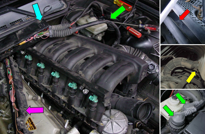 bmw m50 wiring diagram 3 phase 4 wire pelican technical article: intake manifold removal