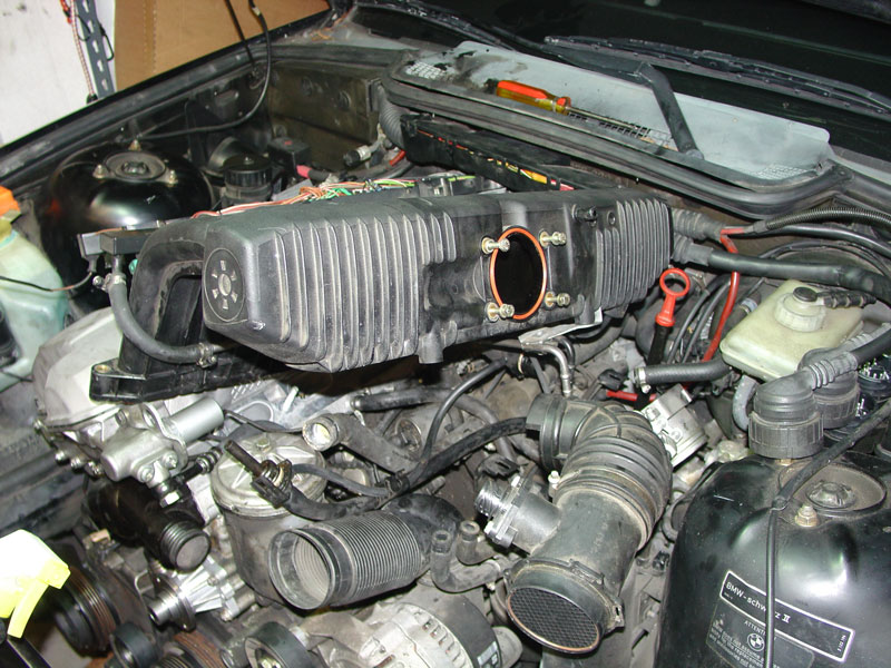 bmw m50 wiring diagram for four way switch www toyskids co pelican technical article intake manifold removal e30 swap harness