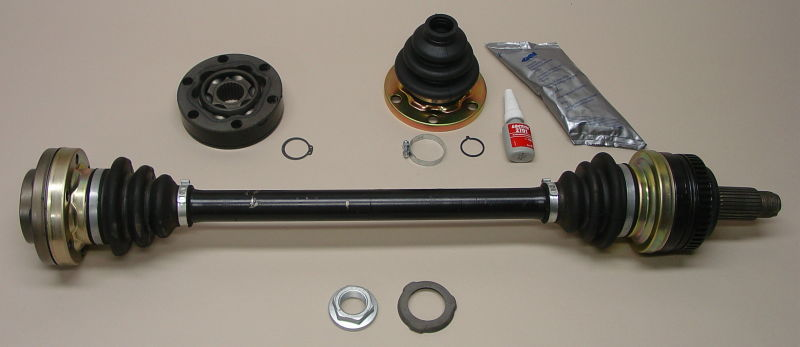 Bmw Axle Boot Replacement Cost