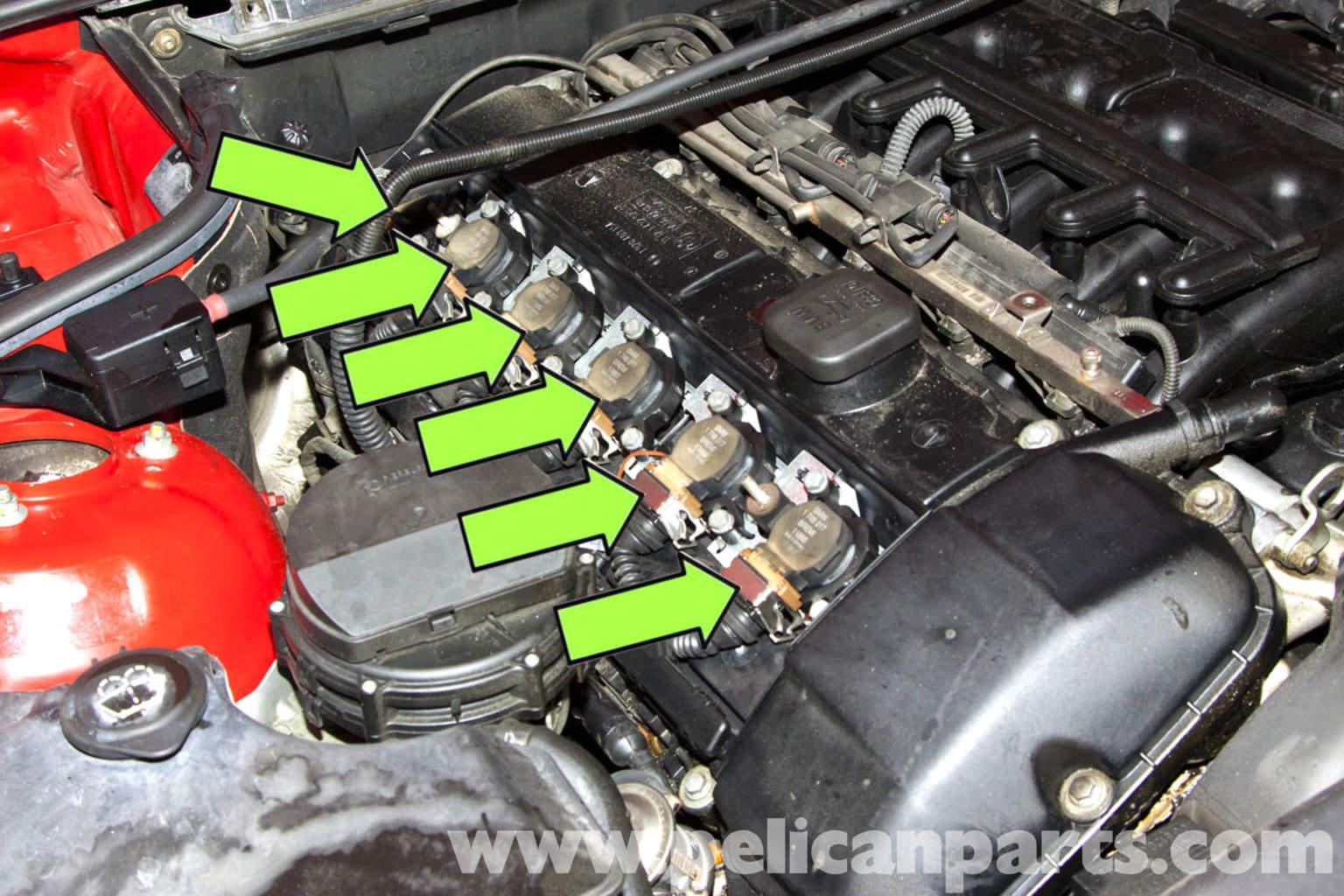 2003 Oldsmobile Alero V6 Engine Diagram