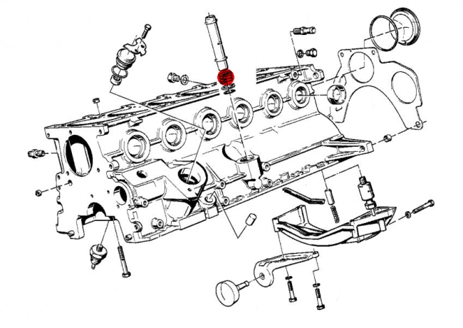 Bmw Oil Circulation Diagram, Bmw, Free Engine Image For