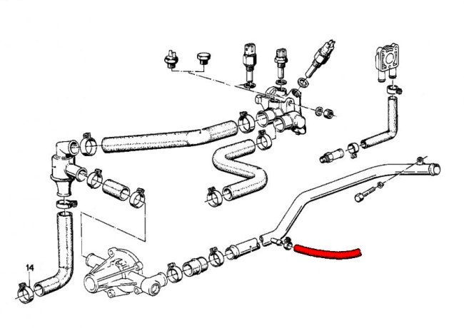 Bmw E46 Vacuum Diagram, Bmw, Free Engine Image For User