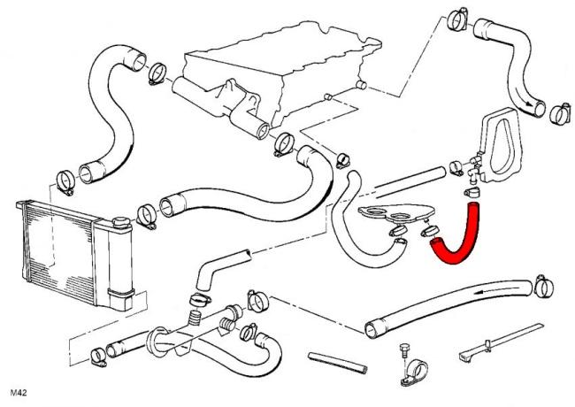 1996 Bmw 323i Engine Diagram
