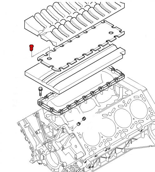 Bmw E39 Engine Parts Diagram 2002 540i Serpentine, Bmw