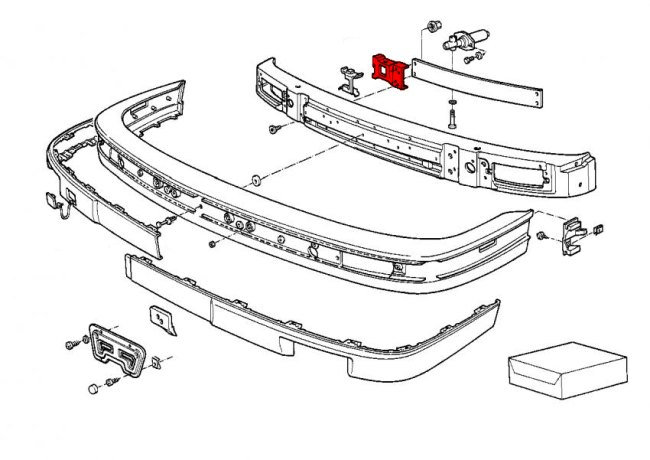 Bmw 325i Front Bumper Diagram, Bmw, Free Engine Image For