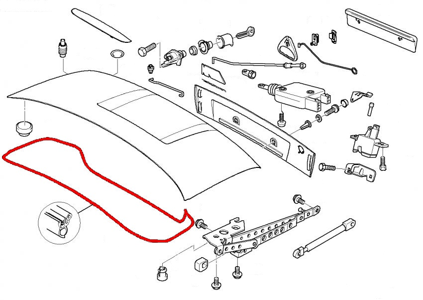 Bmw Z3 M Coupe Parts Diagrams. Bmw. Auto Wiring Diagram