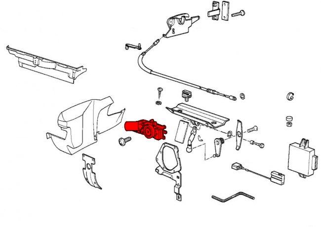 1989 Bmw 325i Convertible Top Parts Diagram, 1989, Free