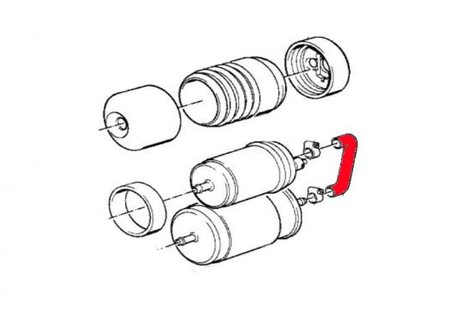 Bmw E30 M3 Fuel Filter