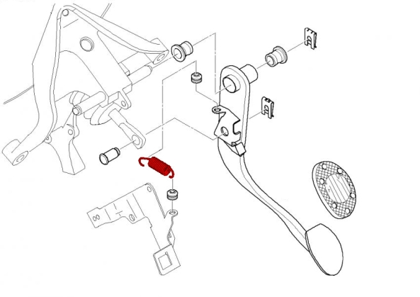 2006 Mini Cooper Rear Suspension Diagram
