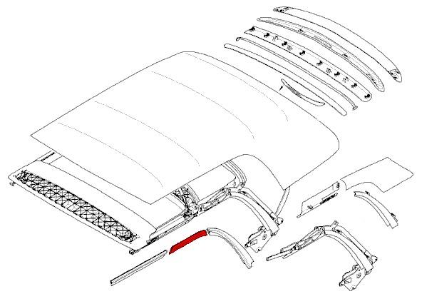 mini cooper s r53 parts diagram