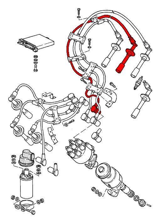 Fuse Box Diagram 1975 Porsche 914. Porsche. Auto Wiring