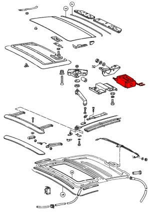 Porsche 928 (19781995)  Switches, Motors, Relays, Fuses & Wiring  Page 3