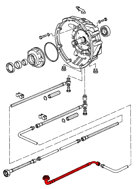 Service manual [Diagram Of Transmission Dipstick On A 1995