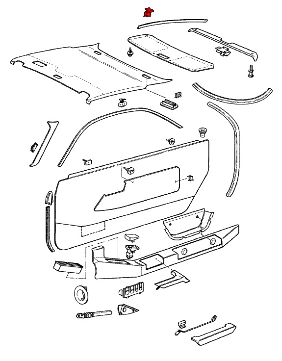 1981 Porsche 928 Parts Diagrams. Porsche. Auto Wiring Diagram