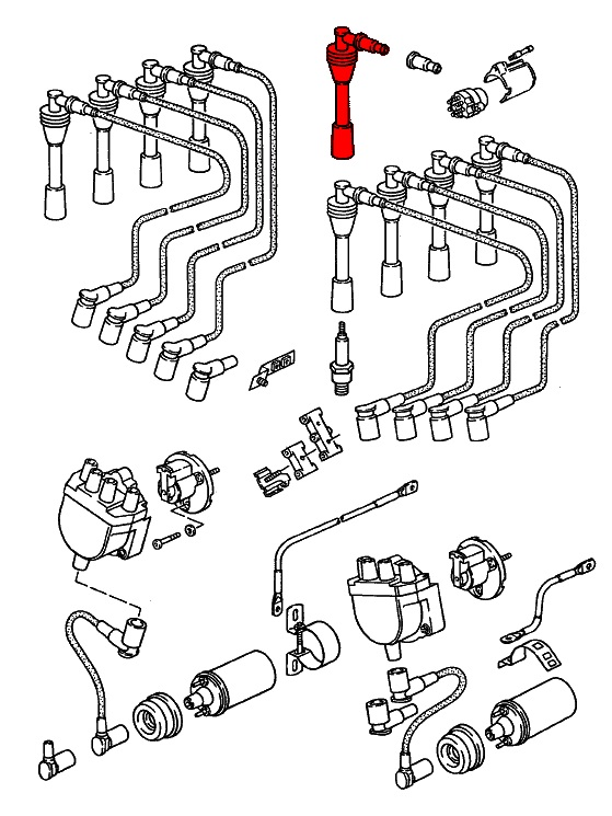 1970 Porsche 914 Starter Wire Diagram, 1970, Free Engine
