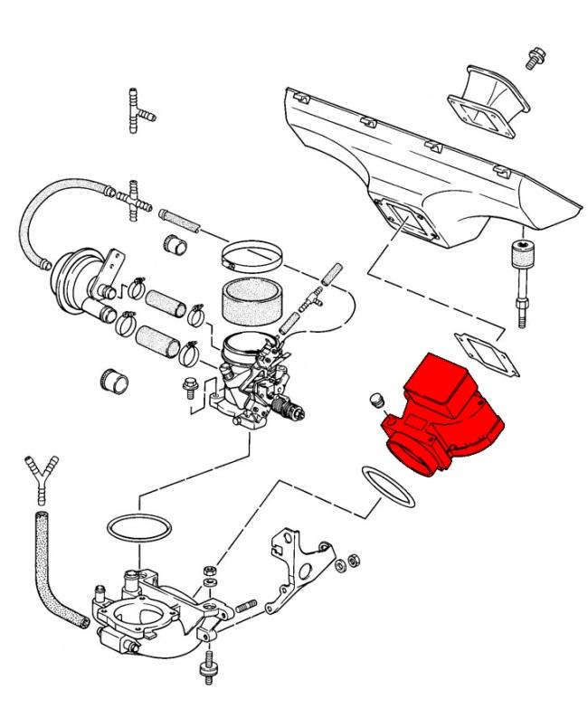 Service manual [Porsche 928 1978 1995 Heater System Page 2