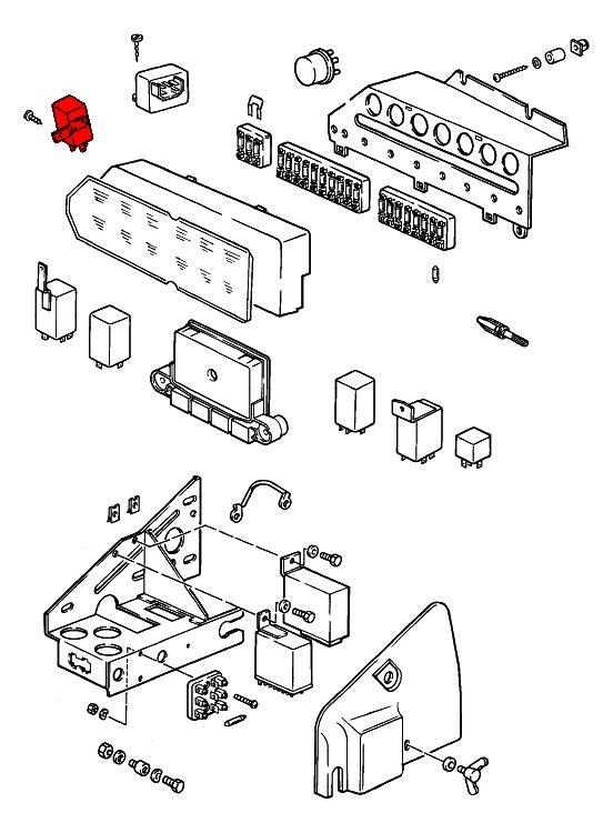 1987 Porsche 924s Ignition Wiring Diagram