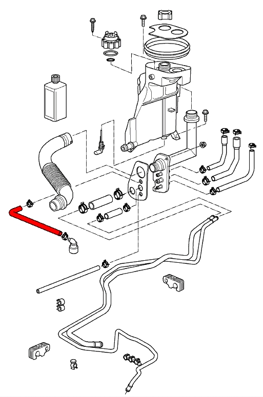 Porsche 996 Engine Diagram Water Pump. Porsche. Auto