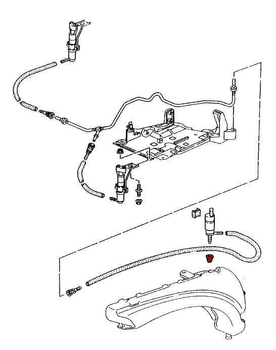 Service manual [1994 Porsche 968 Brake Drum Structure