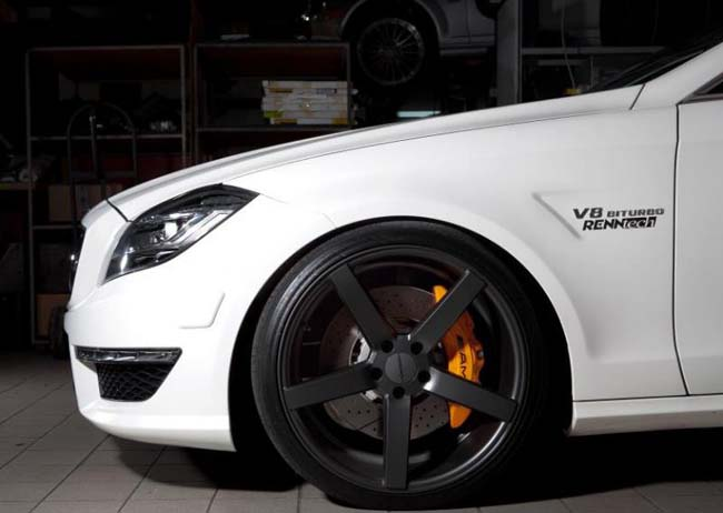 MercedesBenz CLSClass 2012  2014 C218  Suspension