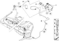 Bmw E60 Fuel Pump BMW E60 Fuel Injector Wiring Diagram