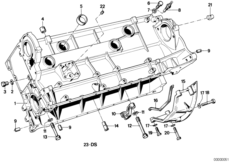 Automatic/Manual Transmission Bellhousing to Engine Bolt