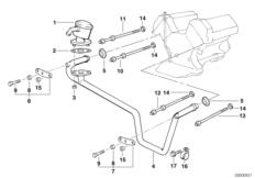 Bmw M60 Engine Diagram, Bmw, Free Engine Image For User