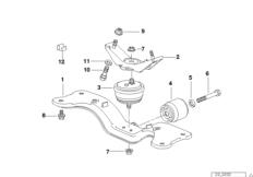 Bmw 740il Engine Electrical Diagram BMW 545I Engine