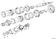 Bmw E30 320i Engine BMW 320I Coupe Wiring Diagram ~ Odicis