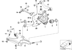 Bmw Diagrams Parts 98 740i, Bmw, Free Engine Image For