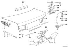 Bmw 850csi Engine, Bmw, Free Engine Image For User Manual