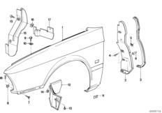 M6 Nut On Transmission Chrysler Prestomatic Transmission