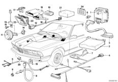 1984 Bmw 633csi Engine, 1984, Free Engine Image For User