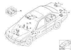 2013 Bmw 535i Fuse Box 2013 BMW 535I Roof Wiring Diagram