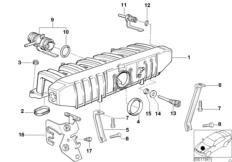 1998 Bmw M52 Engine Manifold BMW M40 Engine Wiring Diagram