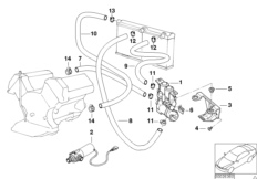 Heater Control Valve with Additional Water Pump