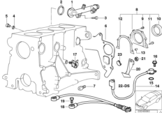 1993 Bmw 318i Engine 1999 BMW 323I Engine Wiring Diagram