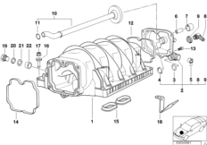 03 Bmw E39 Engine BMW E39 530I Engine Wiring Diagram ~ Odicis