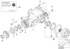 Bmw N52 Engine, Bmw, Free Engine Image For User Manual