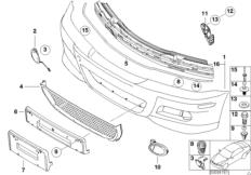 E46 M3 Body Trim Tire Body Trim wiring diagram ~ ODICIS.ORG