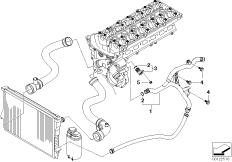 Bmw 530i Cooling System, Bmw, Free Engine Image For User