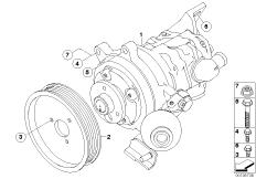 Bmw 545i E60 N62 Engine, Bmw, Free Engine Image For User