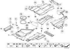 Engine Vacuum Diagram For 2000 Bmw 323i, Engine, Free