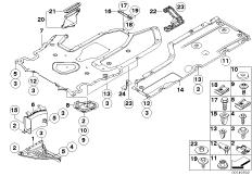 Diagram Of 2006 Bmw 550i Power Steering Flush BMW 550I