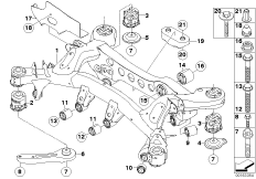 Bmw E92 Rear Suspension, Bmw, Free Engine Image For User