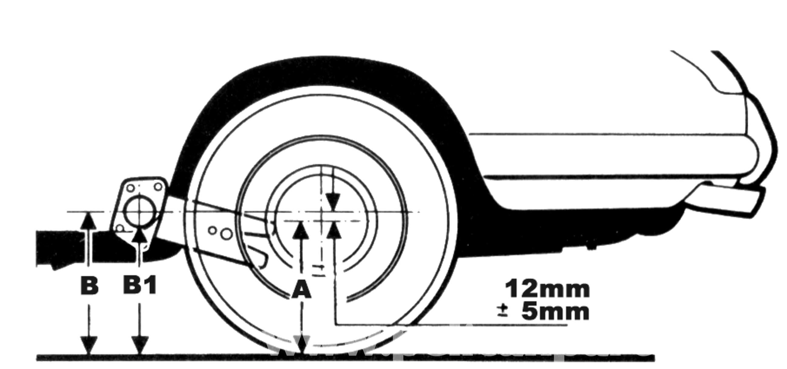 Lowering The Porsche 911 911 89