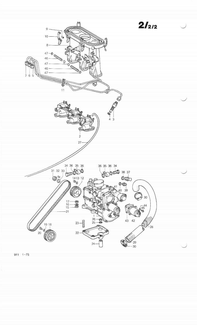 1969 Porsche 911 Wiring Diagram. Porsche. Auto Wiring Diagram