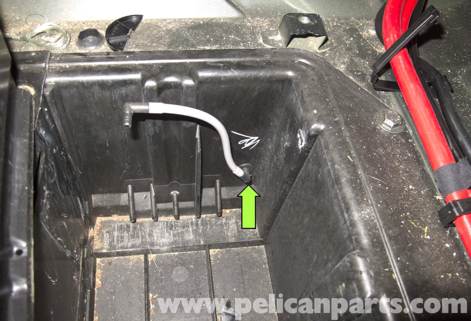 bmw x5 e53 lcm wiring diagram obd battery replacement and connection notes 2000