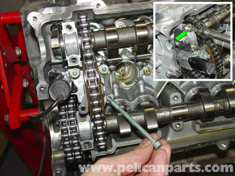 Camshaft Position 1 Deviation Of 897 996 Series