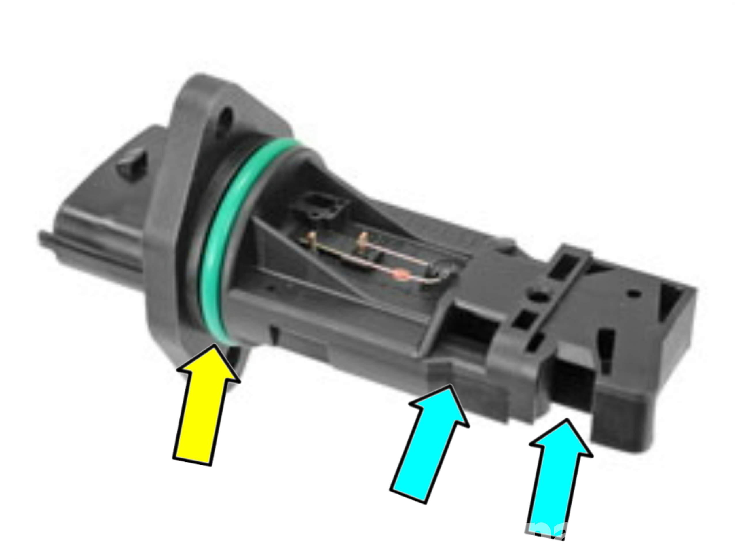 2003 Ford F 150 Maf Iat Sensor Wiring Diagram
